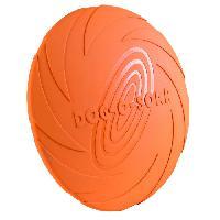 Materiel D'entrainement - Agility TRIXIE Dog Disc. caoutchouc naturel pour chien 22cm