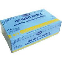 Materiel D'entretien 100 gants nitrile Taille 89