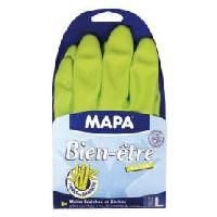 Materiel D'entretien MAPA Gants Bien Etre - Taille M