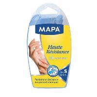 Materiel D'entretien MAPA Gants Haute Résistance - Taille M