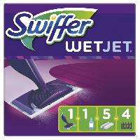 Materiel D'entretien SWIFFER Kit de demarrage Balai spray WetJet