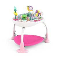 Materiel Eveil Bebe BRIGHT STARTS Aire d'éveil Bounce Bounce Baby? 2-in-1 Activity Jumper & Table - Playful Palms?