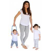Materiel Eveil Bebe Tot 2 walk gris - Aide a la marche des enfants - Soutien et aide les enfants pendant la phase d'apprentissage de la marche
