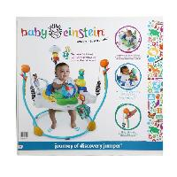 Materiel Eveil Bebe Trotteur Journey of Discovery Jumper - Multicolore - BABY EINSTEIN
