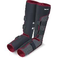 Materiel Medical BEURER FM 150 Pro - Appareil de pressothérapie - massage des jambes par compression - Drainage lymphatique