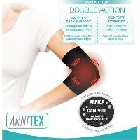 Materiel Paramedical Coudiere Mixte ARNITEX NL-472832 - Taille M/L 10 cm - Avec notice - A utiliser lors de douleur au coude - Tres légere a porter