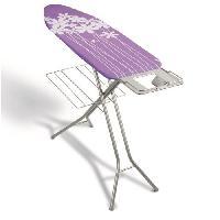Materiel Soin Du Linge ANTARES Table a repasser 114x38cm violet