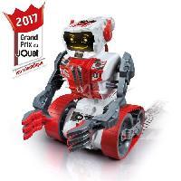 Mecanique - Electronique CLEMENTONI STEM - Robot Evolution - 8 ans et +