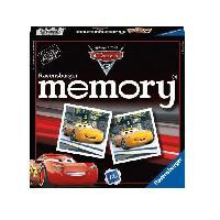 Memory CARS Grand Memory - Disney - Ravensburger