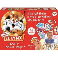 Memory EDUCA Mon Premier Lynx 36 Images