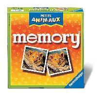 Memory Grand Memory - Petits animaux