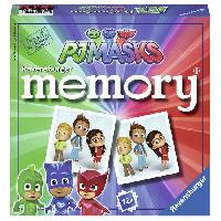 Memory LES PYJAMASQUES Grand memory