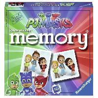 Memory LES PYJAMASQUES Grand memory - Ravensburger