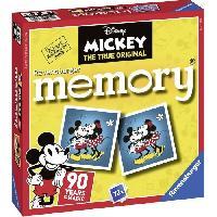 Memory MICKEY Grand Memory 90eme anniversaire - Disney - Ravensburger
