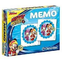 Memory Memo Mickey Top Depart