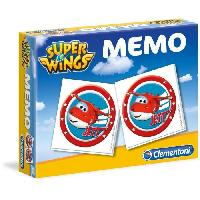 Memory SUPER WINGS Memo