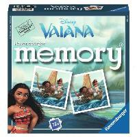 Memory VAIANA Grand Memory - Disney - Ravensburger