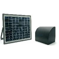 Menuiserie - Huisserie - Cloture AVIDSEN Kit d'alimentation solaire 104373 pour motorisation de portail