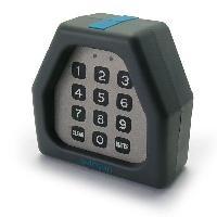 Menuiserie - Huisserie - Cloture Clavier a codes sans fil motorisation portail