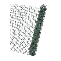 Menuiserie - Huisserie - Cloture Nature Brise-vue en maille carre 10x10 mm 1x3 m Vert