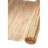 Menuiserie - Huisserie - Cloture Nature Paravent de jardin Bambou 1 x 5 m