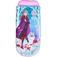 Meuble De Chambre DISNEY La Reine des Neiges - Lit junior ReadyBed - Lit gonflable pour enfants avec sac de couchage integre