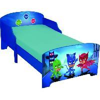Meuble De Chambre Fun House Pyjamasques lit 140 x 70 cm avec lattes pour enfant