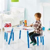 Meuble De Chambre Table et 2 chaises de Toy Story en MDF.