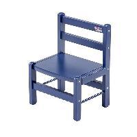 Meubles Bebe Chaise basse laque bleu