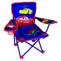 Meubles Bebe Fun House Disney Cars fauteuil papillon pour enfant