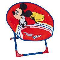 Meubles Bebe Fun House Disney Mickey siege lune pliable pour enfant