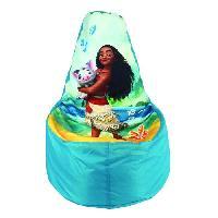 Meubles Bebe Fun House Disney Vaiana poire - pouf pour enfant