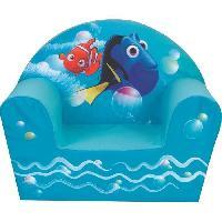 Meubles Bebe Fun House Disney finding dory fauteuil club en mousse pour enfant