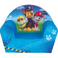 Meubles Bebe Fun House Pat Patrouille fauteuil club en mousse pour enfant