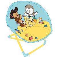 Meubles Bebe Fun House T'choupi siege lune pliable pour enfant