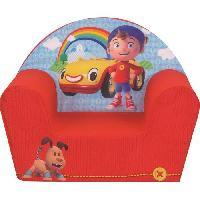 Meubles Bebe Fun House oui oui fauteuil club en mousse pour enfant