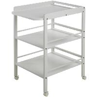Meubles Bebe GEUTHER Table a Langer Blanc Clarissa