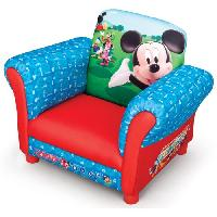 Meubles Bebe MICKEY Fauteuil Chesterfield Enfant