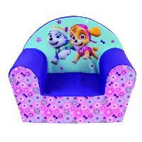 Meubles Bebe PAT PATROUILLE Fille fauteuil club en mousse pour enfant