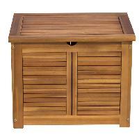 Meubles D'exterieur - De Jardin FINLANDEK Coffre de rangement de jardin - En bois d'acacia naturel