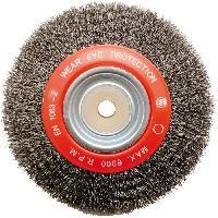Meule D'affutage MEJIX Brosse acier 150x18x32 mm fil 0.35mm - Peugeot