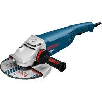 Meuleuse BOSCH GWS26-230JH Professional Meuleuse angulaire a 2 mains - 2 600 W