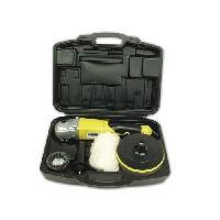 Meuleuse MANNESMANN Meuleuse d'angle M12185 - 125 mm - 950 W + accessoires de polissage