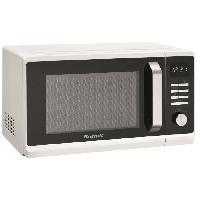 Micro-ondes BRANDT GE2300W - Micro-ondes Gril - Blanc - 23 L - 800W