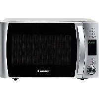 Micro-ondes CANDY - CMXW30DS - Micro-ondes - Silver - 30L - 900W - Pose Libre