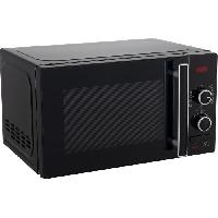Micro-ondes CEMO20EB - Micro ondes monofonction noir - 20 L - 700 W - Pose libre