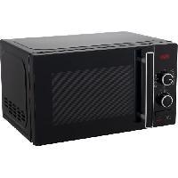 Micro-ondes CONTINENTAL EDISON CEMO20EB - Micro ondes monofonction noir - 20 L - 700 W - Pose libre