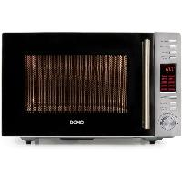 Micro-ondes DOMO DO2330CG - Micro-ondes avec grill et convection - 30L - Puissance 900W - Grill 1100W - Convection 2500W