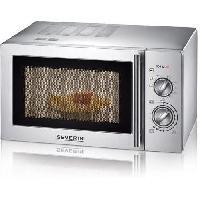 Micro-ondes MW 7869 micro-ondes grill inox brosse - 22 L - 900 W - Grill 1000 W - Pose libre