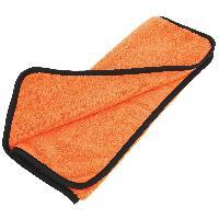Microfibres Chiffon de sechage en microfibre Premium - 40x60cm Orange